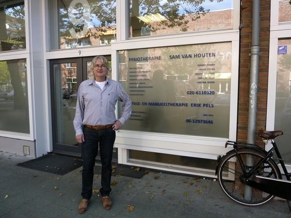 Erik Pels Manueel Therapeut